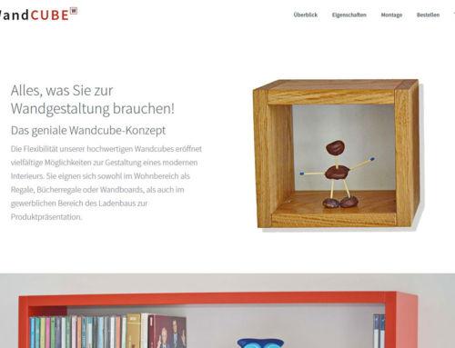 Wandcube Shop